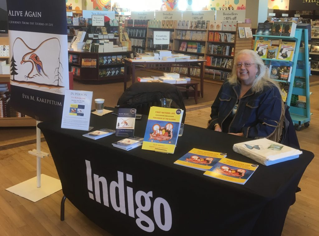 Chapters Book signing Jan 14 2017